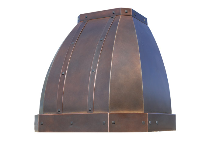 Bronze Kitchen Hood