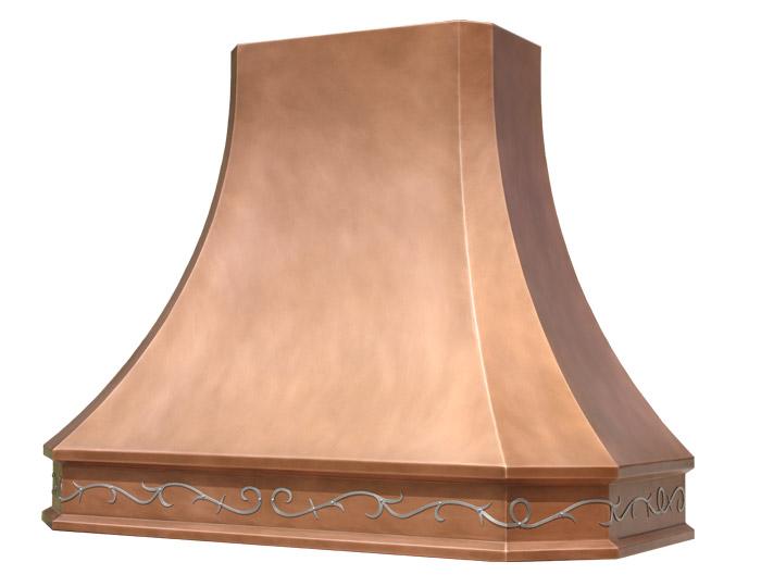 Copper Range Hoods Custom Copper Range Hoods Amp Kitchen