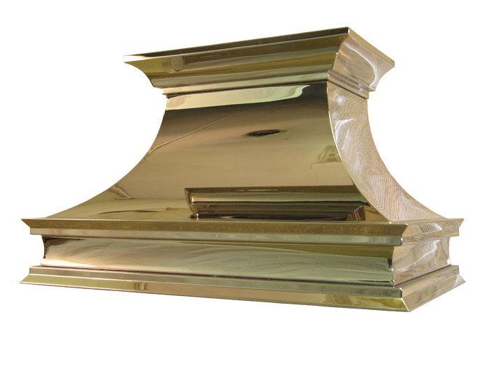 Nickel Range Hood