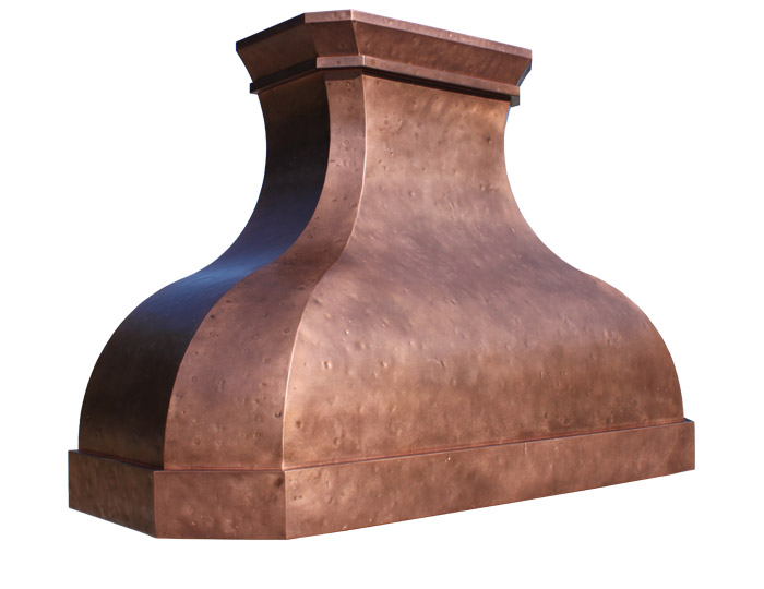 Copper Range Hoods