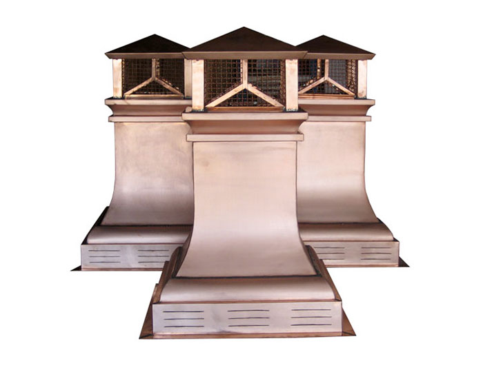 Design Chimney outdoor/architectural metalwork | cupolas, chimney pots, chimney