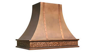Vogler Metalwork Design Custom Range Hoods Fireplace Hoods