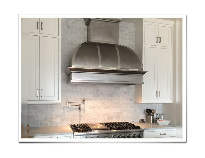 stainless steel range hood 30 ducted chimney extension home depot